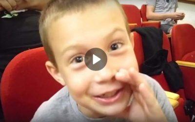 День 1. Выездное мероприятие детского клуба «Ноев Ковчег» 2016 (Слёт следопытов)